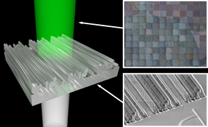 Computational Design of Nanostructural Color for Additive Manufacturing